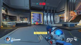 Overwatch in-game ui screenshot