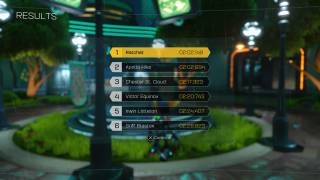 Ratchet & Clank scoreboard ui screenshot