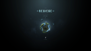 Besiege main menu ui screenshot
