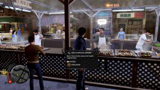Sleeping Dogs in-game ui screenshot
